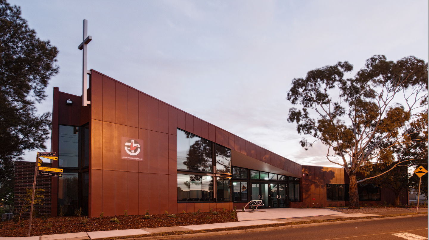 Uniting Church - Airport West Complete