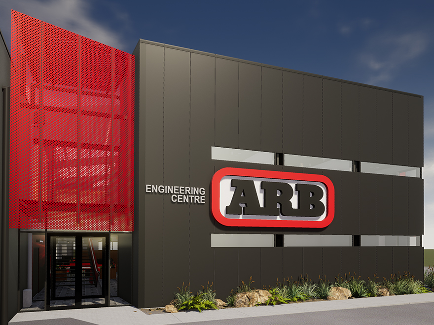 ARB 4x4  Engineering Centre