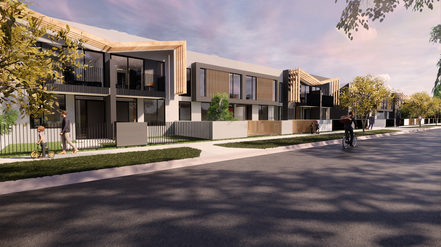 Robinson Rise Townhouse Stage 2